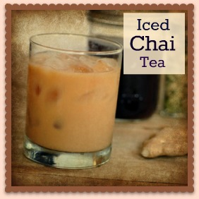 chai tea iced